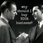 What am I buying when I purchase an existing Business